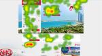 Fly Niki Heatmap